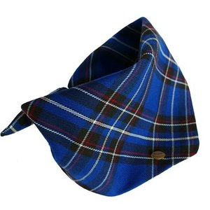Dogbandana Scottish Blue