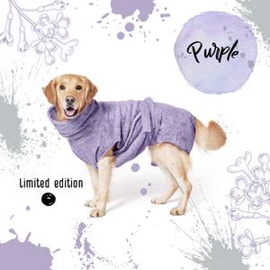 Lills Hondenbadjas Purple - Limited Edition